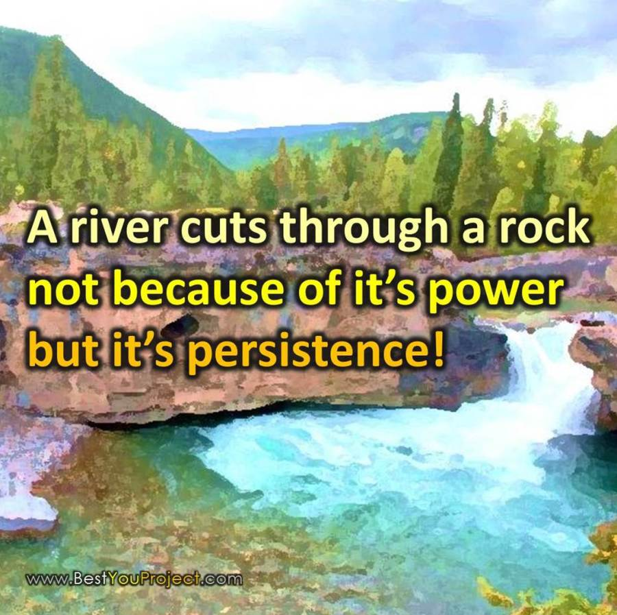 Rivers Persistence