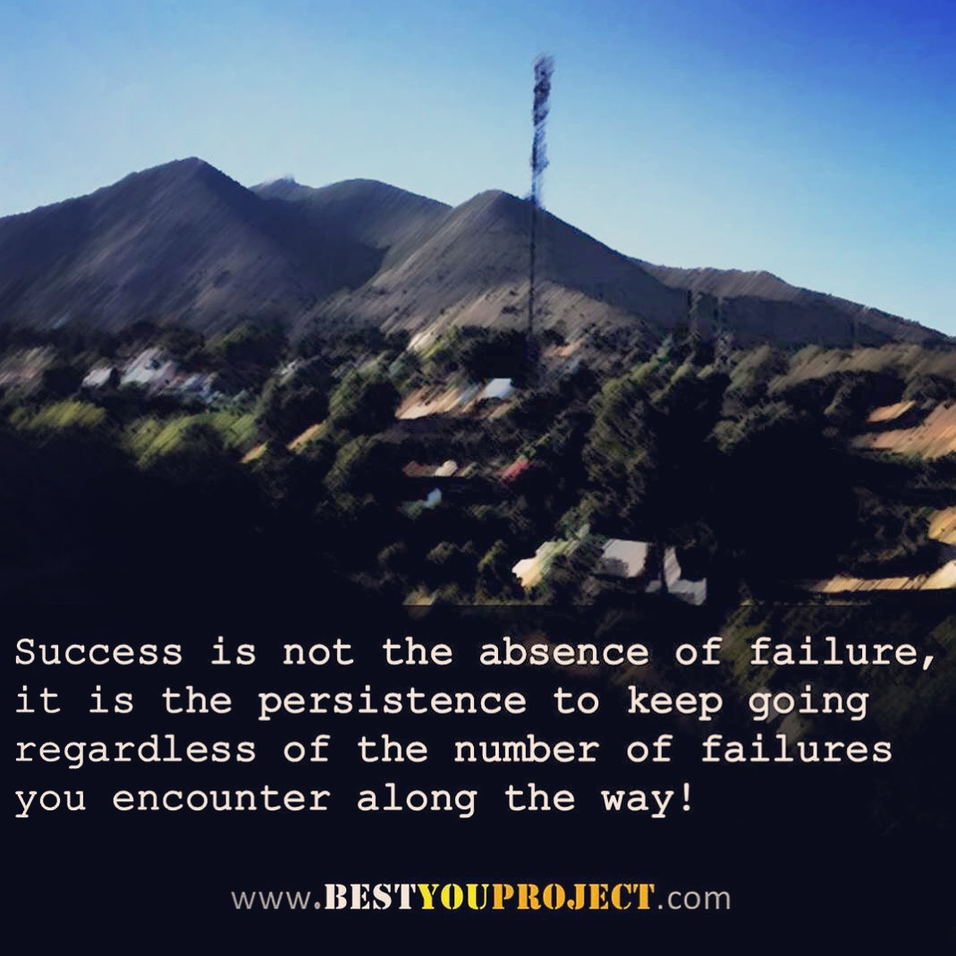 Inspirational Quotes About Failure: Failure Is Not Permanent