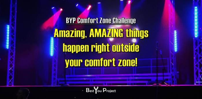 BYP Comfort Zone