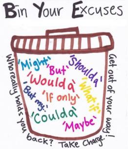 Bin Your Excuses
